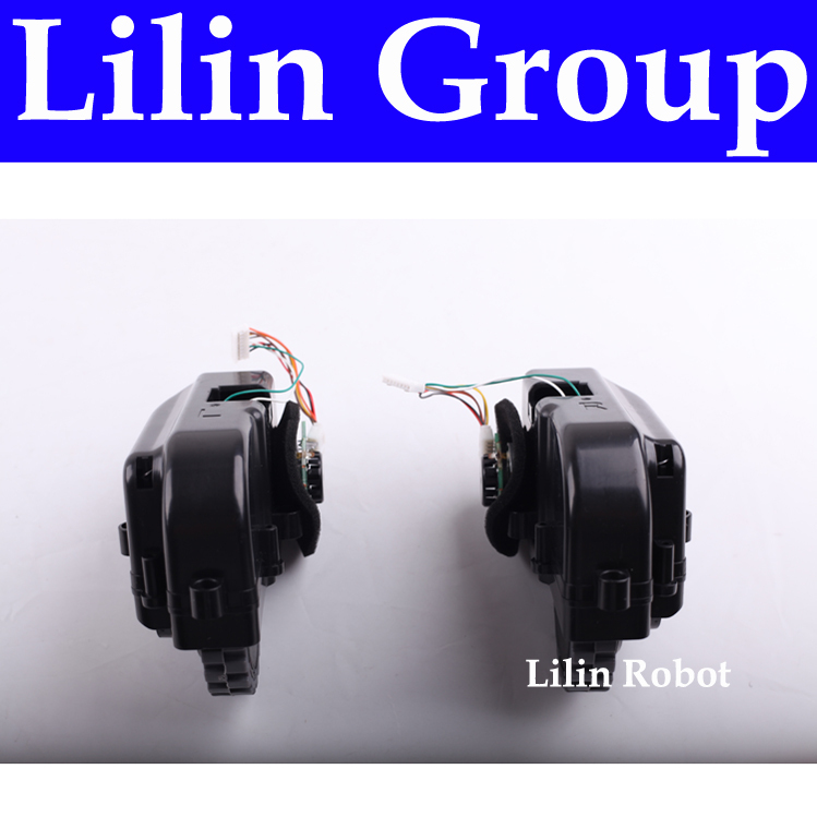 For B2000 B3000 Left Right Wheel Assembly For Robot Vacuum Cleaner Includes 1 Left Wheel