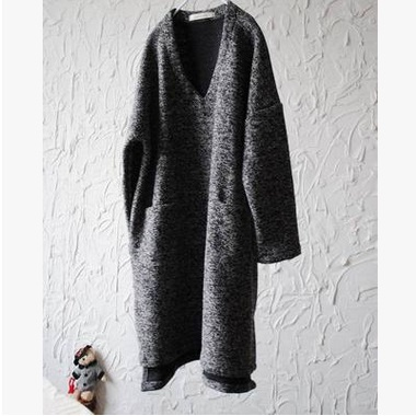 Very good quality new products listed in the fall of 2016, knitting cotton loose big yards Original design women sweater