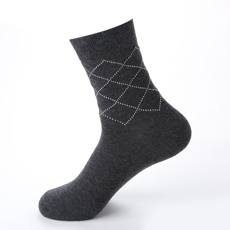 Free Shipping combed cotton brand men socks,colorful dress ...
