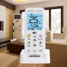Wi-Fi Смарт-Универсальный Пульты дистанционного управления ЖК-дисплей A/C Мули Управление Лер для кондиционера