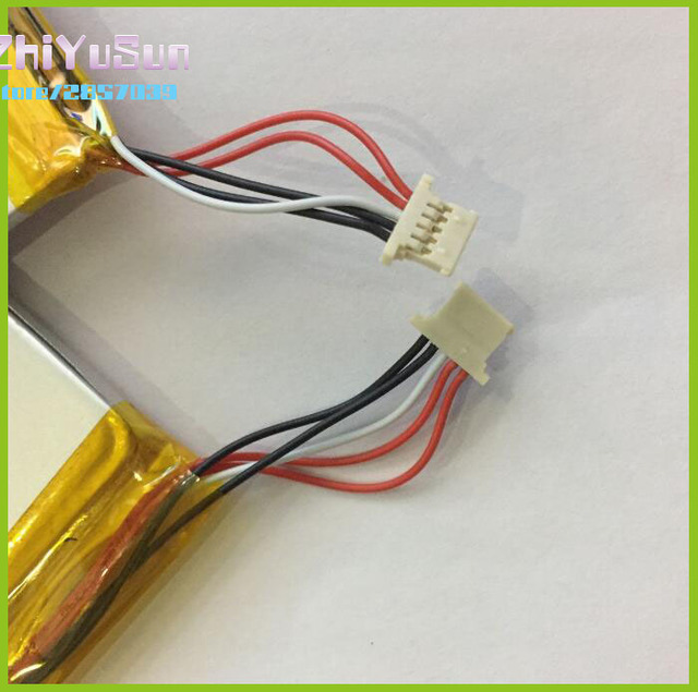 Aliexpress buy zhiyusun for vido m80 polymer lithium ion zhiyusun for vido m80 polymer lithium ion battery li ion battery for tablet pc greentooth Image collections