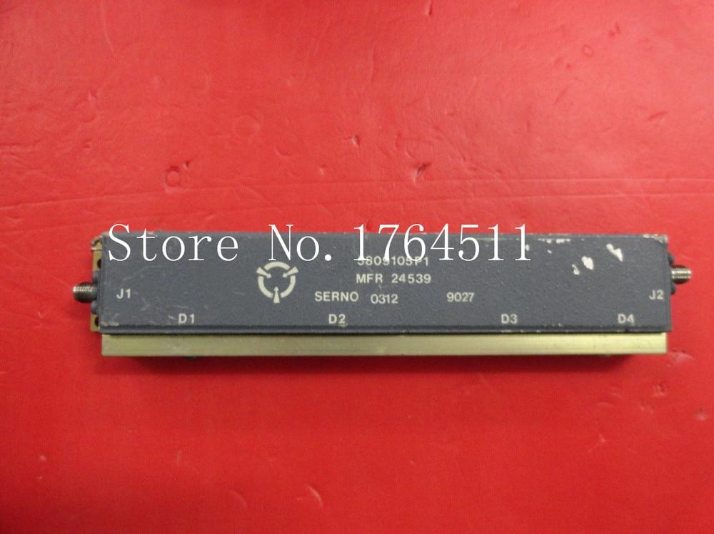 [BELLA] AVANTEK 5809105P1 15V SMA Supply Amplifier