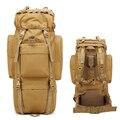 Военный большой объем около 65л Оксфорд охотничья Тактическая Винтовка Оружейная сумка для путешествий на открытом воздухе походный рюкзак...