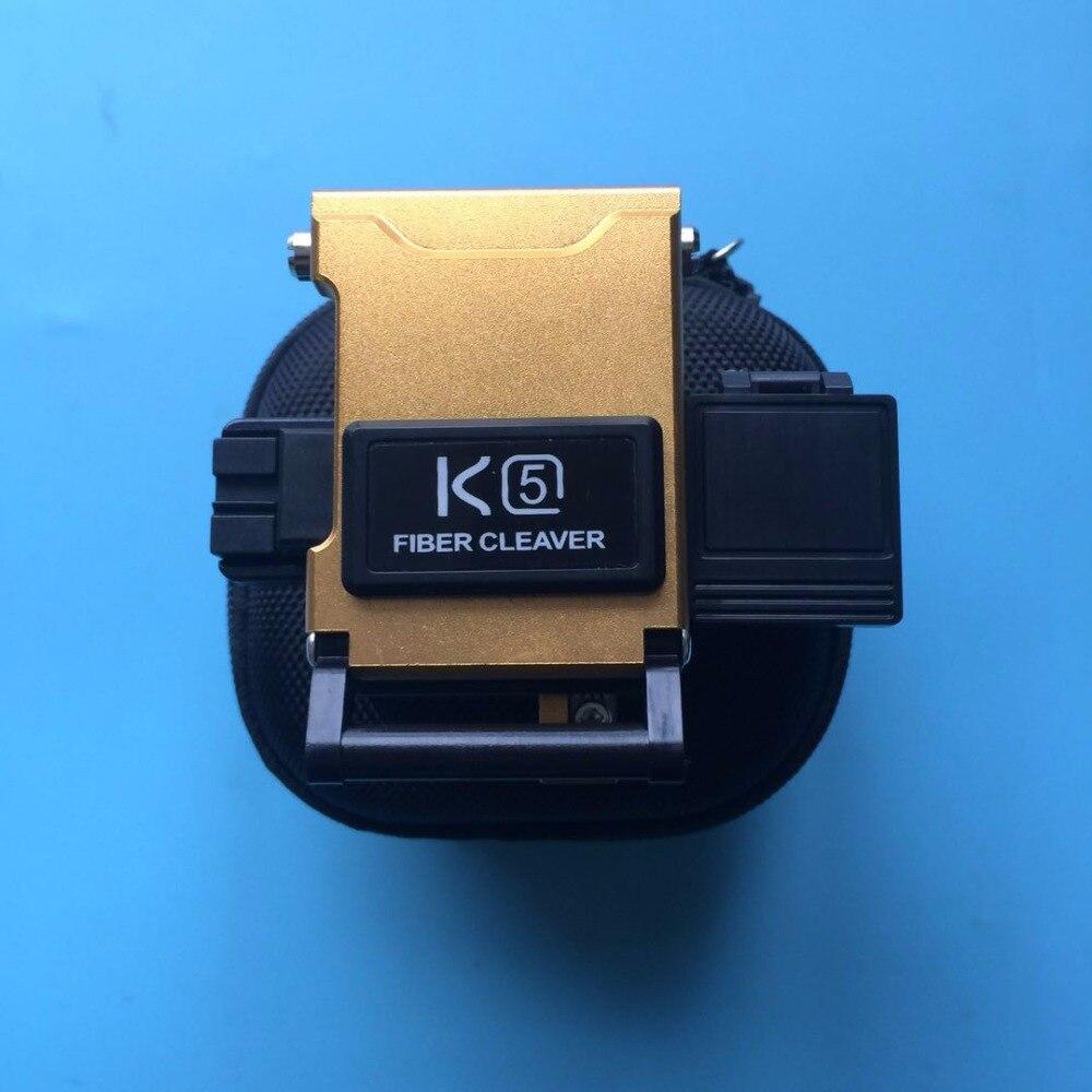 Originale I3 K5 Fibra giuntatrice di fusione Mannaia della fibra cutterOriginale I3 K5 Fibra giuntatrice di fusione Mannaia della fibra cutter