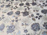 Jacquard Cotton Dacron Fabric Sofa High Precision Diy Handmade High Grade Patchwork Fabric Home Textile