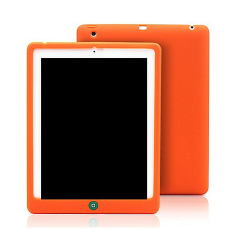 +Free Film Cover Case for iPad 2 Capa Para Ultra Slim Anti-Dust Shockproof Silicon Back Cover Case for iPad 2/3/4 Coque