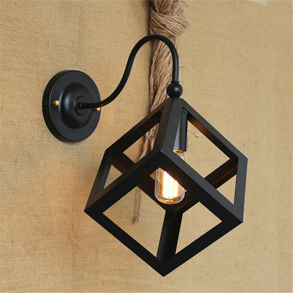 vintage Modern Adjustable wall lamp country style indoor lighting bedside lamp light for home 110V/220V E27 vintage wall lamp indoor lighting bedside lamps wall lights for home