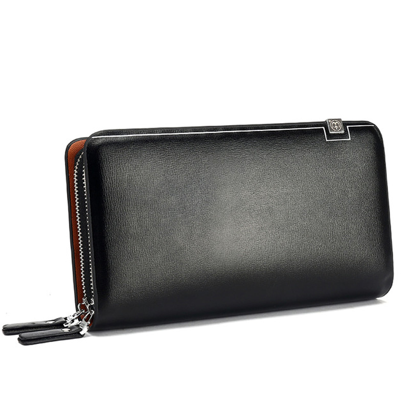 Famous Brand Wallets Men Wallet clutch Bags Fashion Monederos Carteras Mujer Leather Purse Men's Clutch Wallets Handy Bags Man 2016 famous brand new men business brown black clutch wallets bags male real leather high capacity long wallet purses handy bags