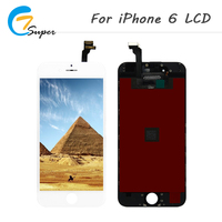 ET Super 2PCS LCD For IPhone 6 LCD Display Touch Screen Digitizer Assembly Complete Replacement Grade