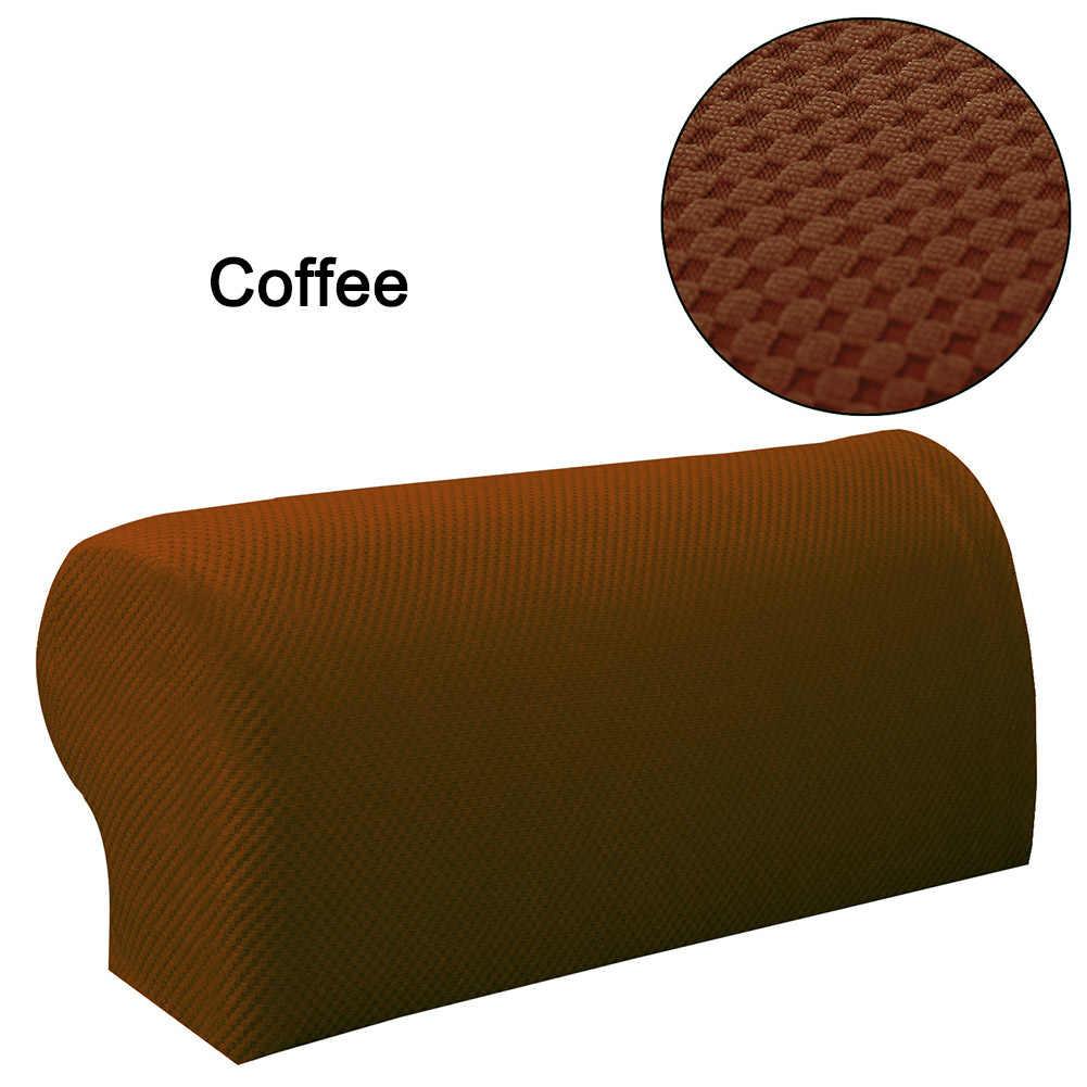 1 пара подлокотник протектор дивана кресла чехлы стрейч подлокотник крышка PAK55
