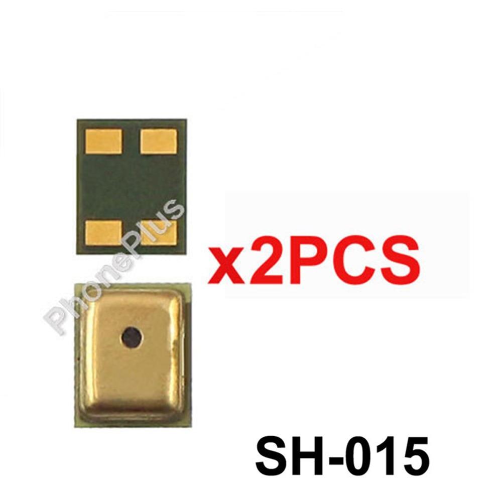 2PCS Microphone MIC Speaker Microphone Internal Module Replacement For LG G4c H525N G4s Beat G4 Mini H735 K10 2017 M250