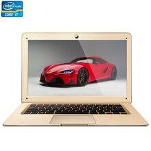 Zeuslap intel core i7 процессор 14 дюймов 8 ГБ ram + 500 ГБ hdd windows 7/10 система 1920×1080 P fhd bluetooth, wi-fi ноутбук ноутбука