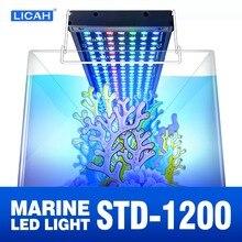 LICAH Saltwater Aquarium LED LIGHT STD-1200 Free Shpping