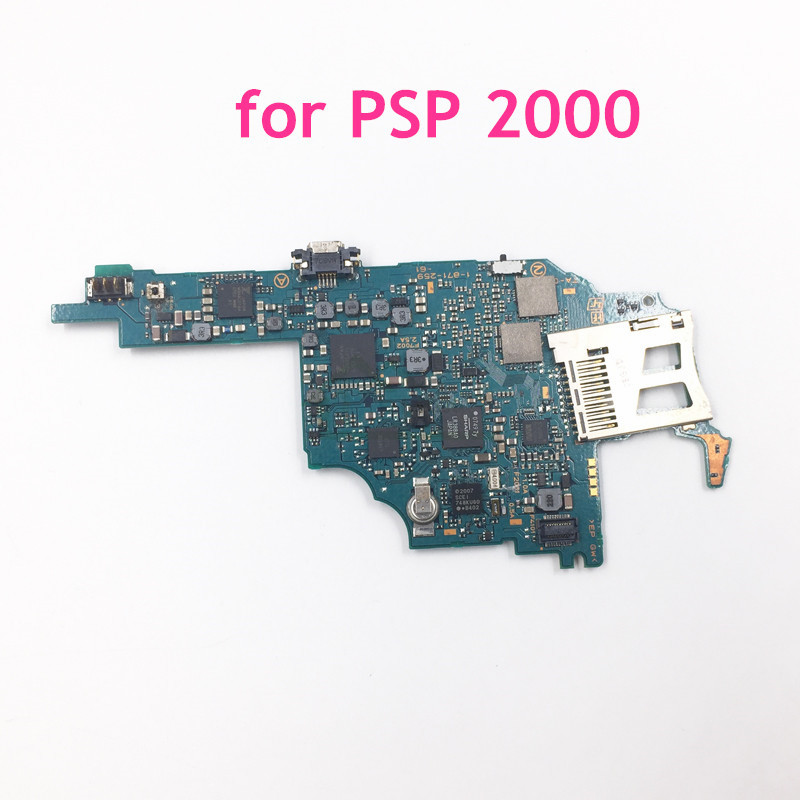 For PSP2000 Original Used motherboard main board replacement for Sony PSP 2000 Game Console PCB Board