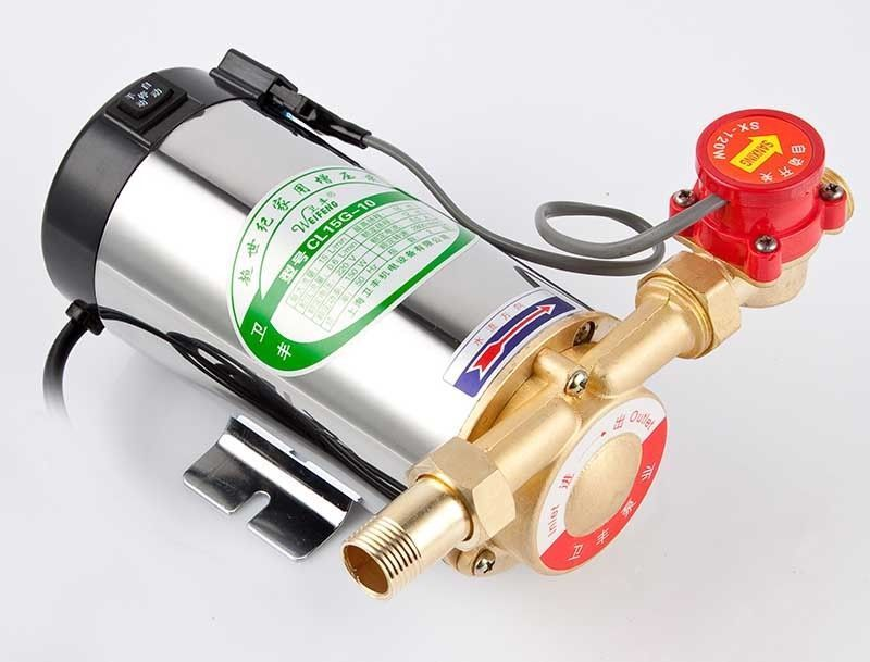 Automatic Household Booster Pump Boost Pressure Circulate Water 220V 150W