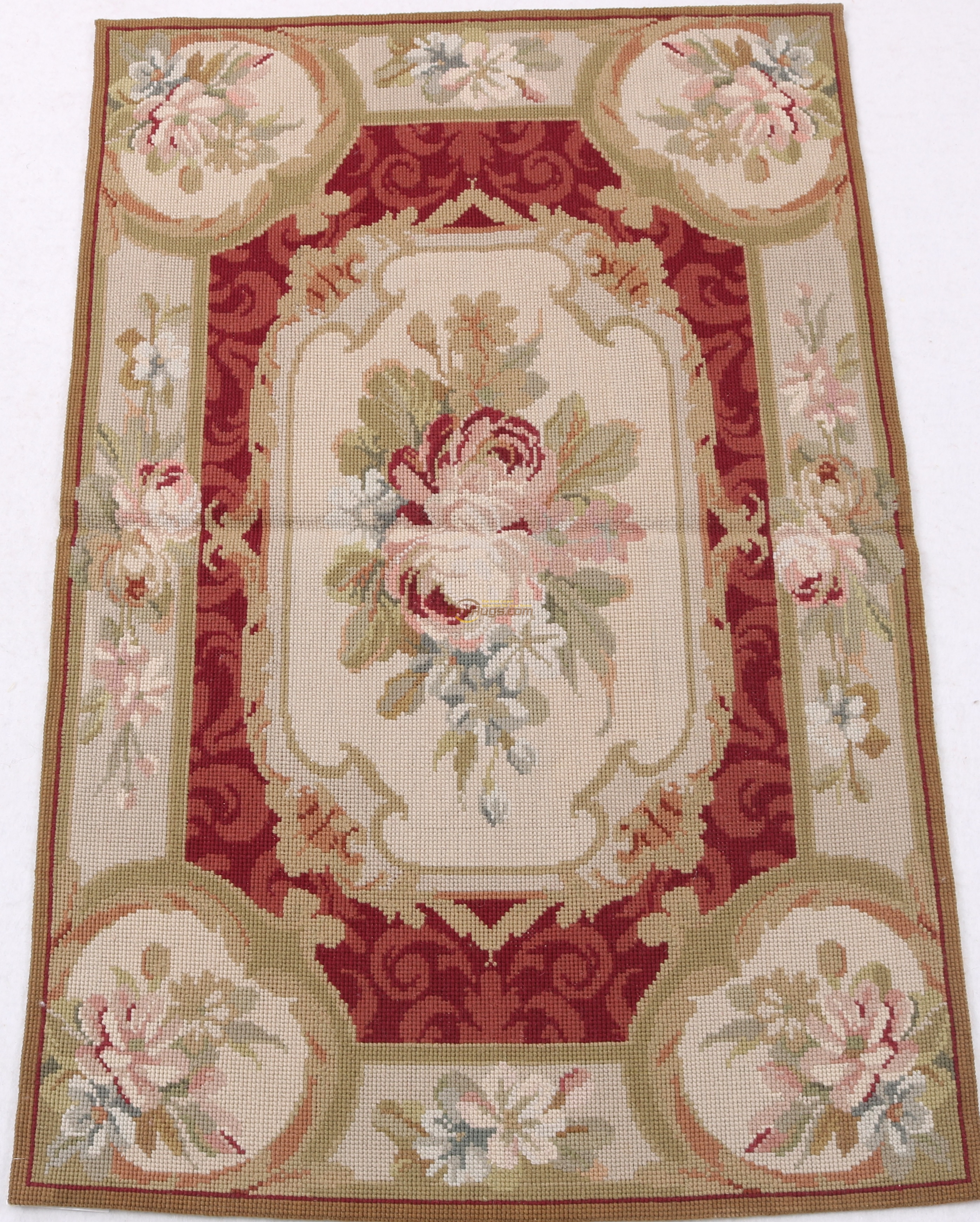 Tapis pour chambre aiguille tapis needleopint tapis 61 CM X 91 CM 2 'X 3' jardin Anglais yk005 2x3gc165yg8