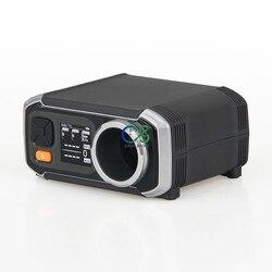 AC6000 высоком Мощность Airsoft съемки Хронограф кадров в секунду Скорость тестер ЖК-дисплей Дисплей 5 слотов памяти Бесплатная gs35-0007