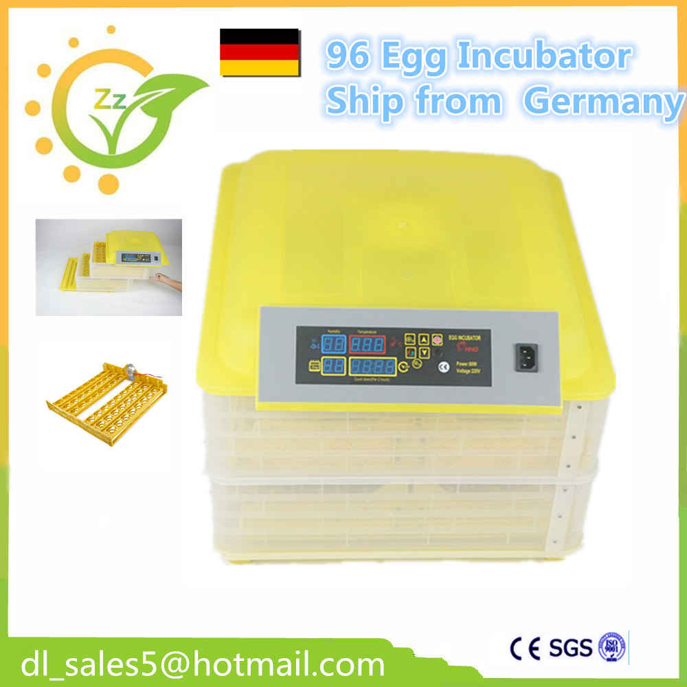 Fast ship from Germany ! Poultry Hatchery Machine Automatic Egg Incubator Quail  Brooder hatching Egg Chicken Bird Pigeon fast ship from germany cheap 48 egg incubator hatcher hatching machine for chicken duck quail parrot