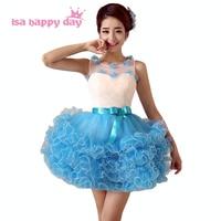 685d60751e6730 Baby Blue Sexy Girl Short Sweet 16 2016 Modest Teen Homecomming Dress Cute  Dresses For Juniors. Bekijk Aanbieding. Zwart V hals Halloween Kerst Tutu  Jurk ...
