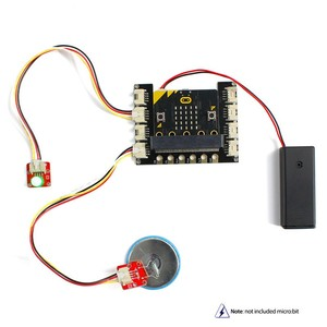 Image 2 - Elecrow Crowtail Micro:bit Learning Programming Kit Electronic DIY Steam Educational Starter Kit for Microbit Makecode Projects
