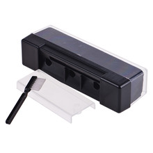 Vinyl record cleaner brush Turntable cleaner Cleaning pen Air Blower Cleaning Blowing Dust Removal Tool