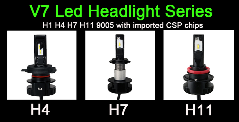 V7 LED HEADLIGHT