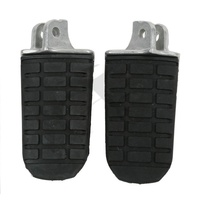 Motorcycle Front Foot peg Rider Peg Footrest for Honda Goldwing GL1800 2001 2010 02 03 motorbike accessories
