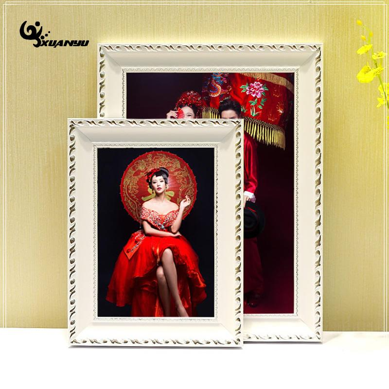 1pcs Photo Frames Picture Frames Desktop Hanging Wall ...