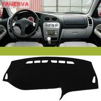 Interior Car Dashboard Cover Light Avoid Pad Photophobism Mat Sticker For Mitsubishi Lancer