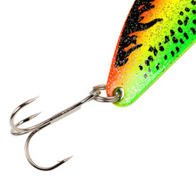 Sougayilang 15cm 30g Hard Fishing Lure Peche Ice Artificial Spoon Spinner Bait Trout Sea Swimbait Metal Lure for Fishing Tackle
