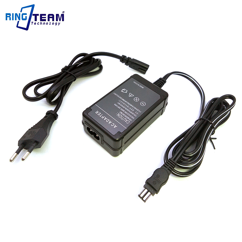 8.4V AC Power Adapter Charger For Sony HandyCam CCD-TRV16 CCD-TRV215 DCR-TRV840