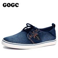 GOGC 2017 High Quality Slipony Men Fashion Casual Shoes Men Flats Shoes Breathable Slip On Women