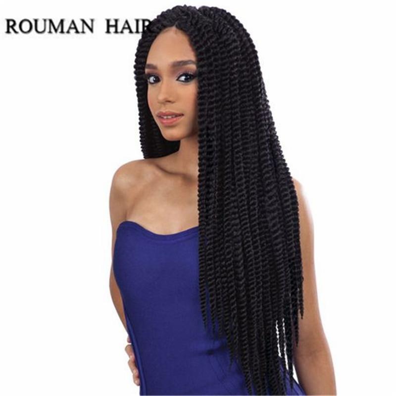 Havana Twist Crochet Braids Senegalese Twist African Hairstyles Synthetic Crochet Braid Hair Extension Marley Braiding Hair Marley Braid Hair Synthetic Crochet Braiding Hairbraiding Hair Aliexpress