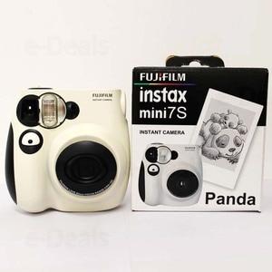 Image 2 - 100% Authentieke Fujifilm Instax Mini 7 S Instant Photo Camera, Werken Met Fuji Instax Mini Film, goede Keuze Als Aanwezig/Gift