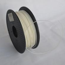 White color 3d printer filament PLA/ABS 1.75mm/3mm 1KG wholesale price
