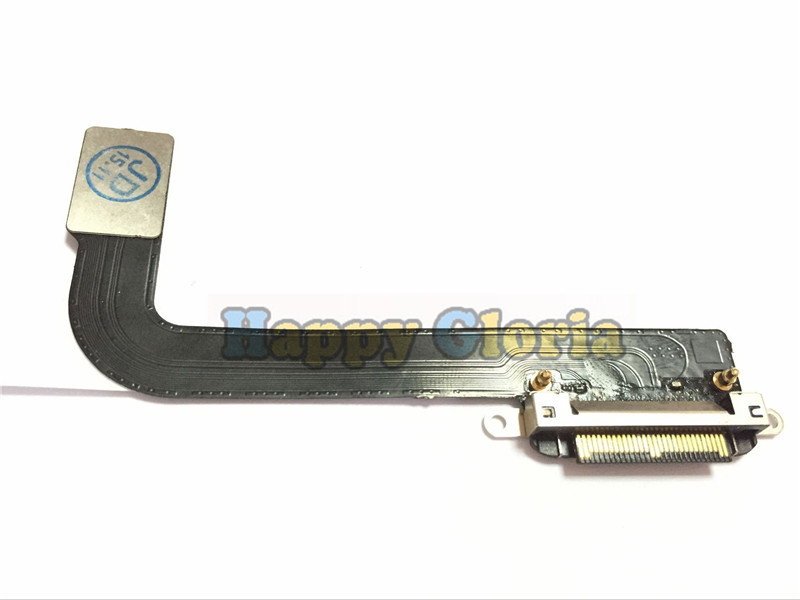 High Quality Charger Charging Port Dock USB Connector Data Flex Cable For iPad 3 Ribbon Replacement Parts