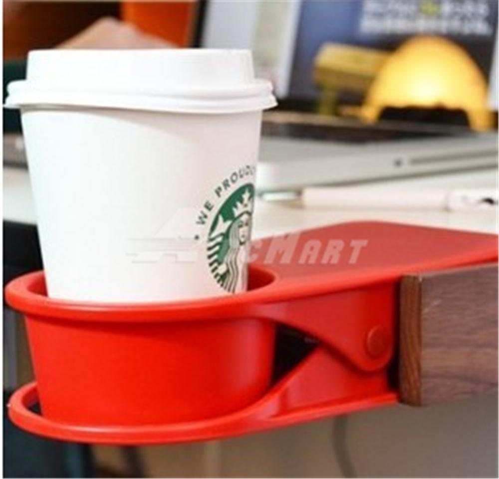 desk dining table water cup stand holder office table desk drink
