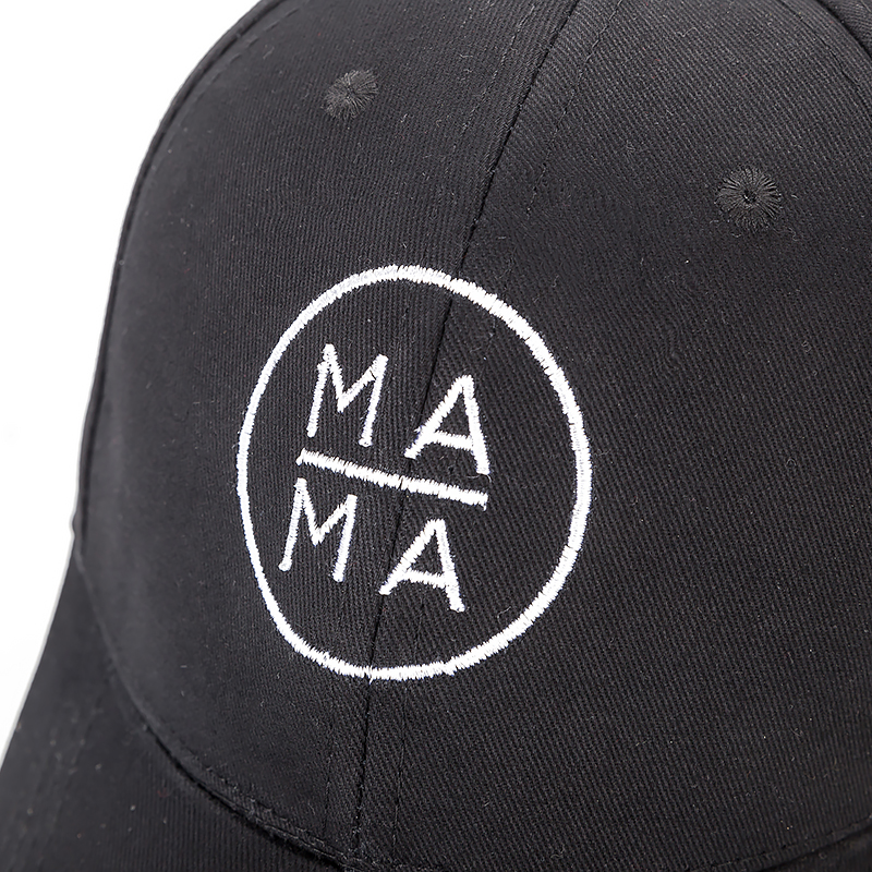 2018 American Canada MAMA Baseball Cap MAMA Trucker Hat Black Snapback  Gorras Bone Mother Mom Life Hat Outdoor Leisure Casquette-in Baseball Caps  from ... 01145cbe0c0