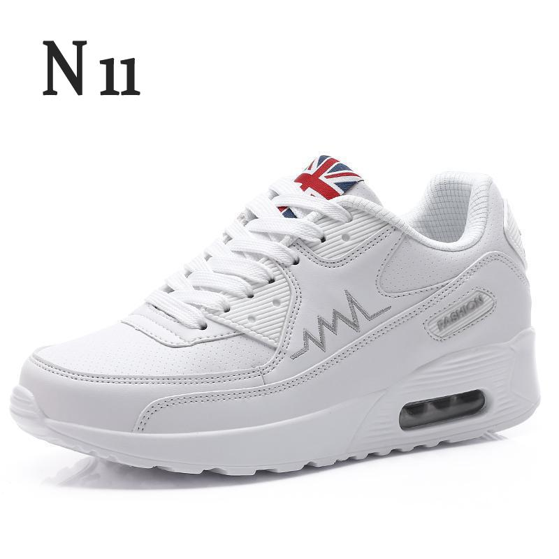 N11 New 2017 Fashion Flats Women Trainers Breathable Sport Woman Shoes Casual Outdoor Walking Women Flats Zapatillas Mujer hot sale new 2017 fashion flats women breathable sport woman shoes casual outdoor walking women flats zapatillas mujer