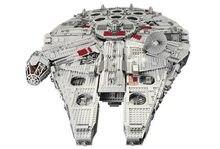 Lis 05033 5265Pcs 05028 05027 05132 Star Ultimate Wars Collector Millennium Falcon Building Blocks Compatible LepinINGLYS