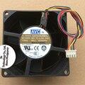 Nueva original DATA0838B8U 8038 8 CM 48 V 0.29A $ number hilos bolas doble ventilador de radiación