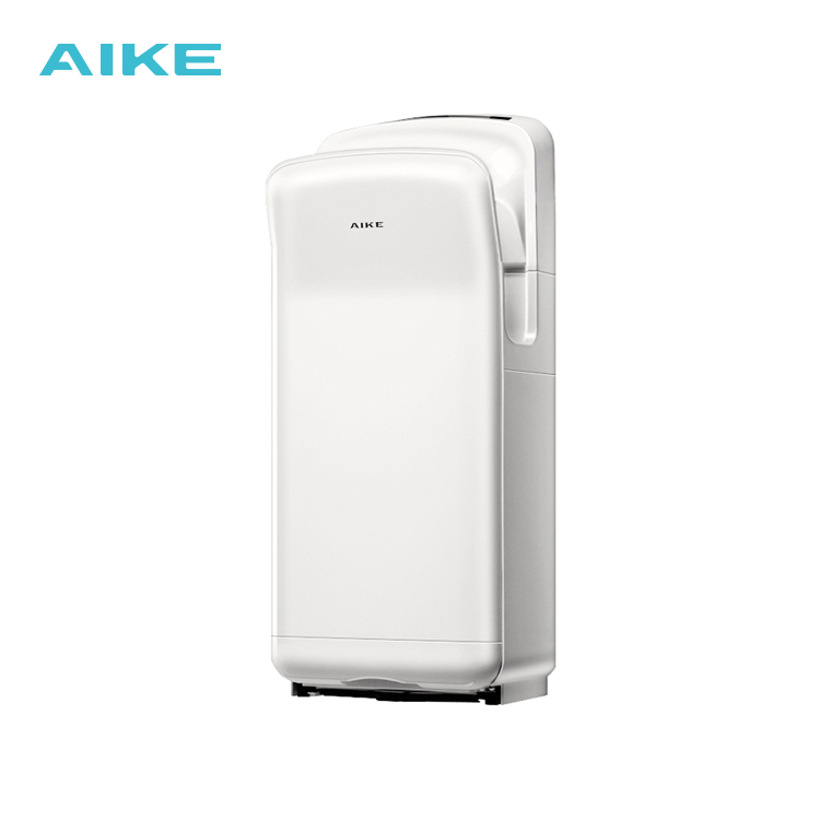 Discreet Aike Commercial Automatic Sensor High Speed Jet Hand Dryer Quick Dry Hands Hygiene Hand Drying Machine With Hepa Filter Ak2005h Household Appliances