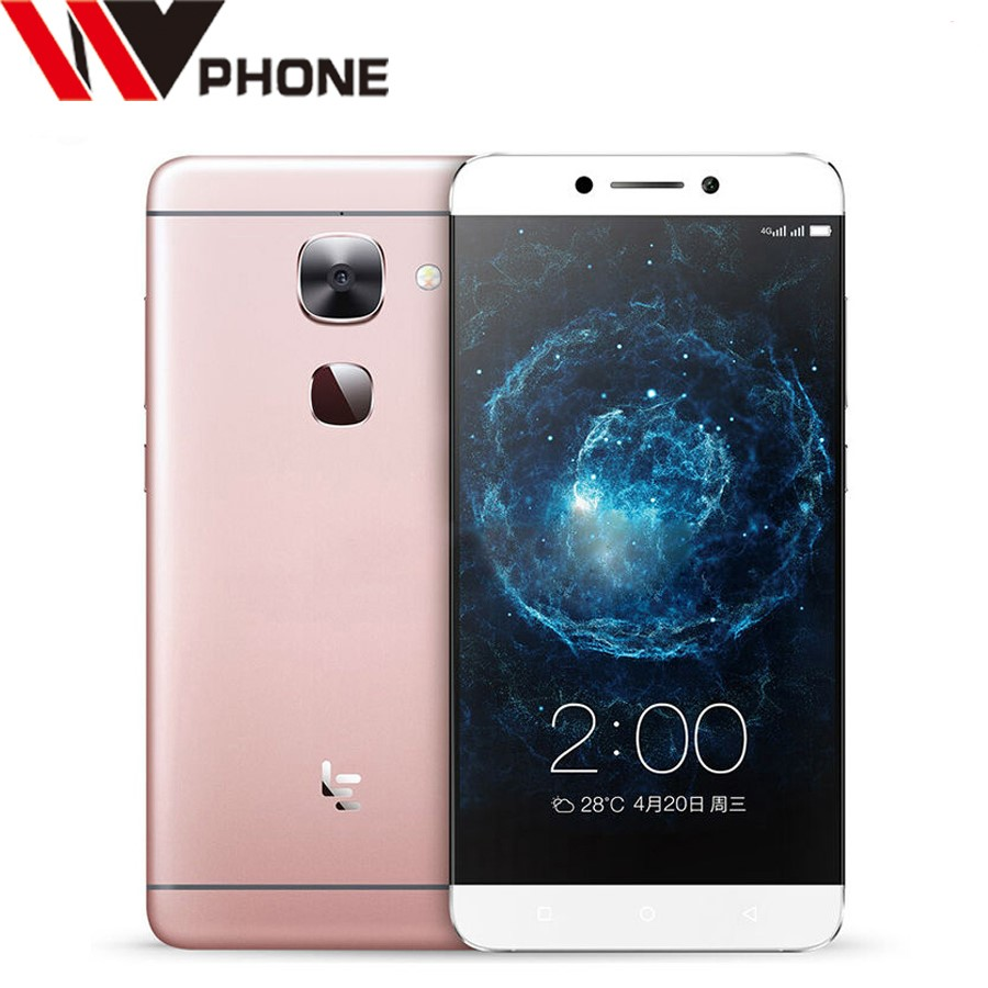 Original Letv LeEco Le 2X620 3GB RAM 32GB ROM téléphone portable Octa Core 5.5 FHD 16MP identification d'empreintes digitales