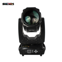 SHEHDS Fast shipping LED 260W Beam Moving Head Light LED Lamp DMX Controller Lyre For Atmosphere Of Disco DJ Music Party Club