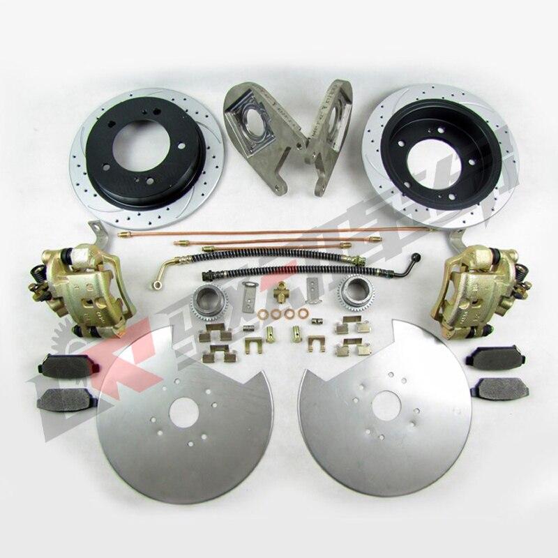 ec5186d542 Hot Sale Jimny JB43 Off Road Car Styling Rear Brake System Tuning ...