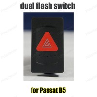 for VW P assat B5 3B0 953 235 Warning Lamp button Emergency Light dual flash switch