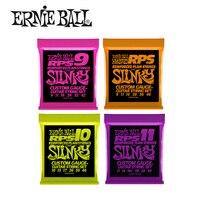 Original Ernie Ball Slinky RPS Nickel Wound Set Electric Guitar Strings 1 Set Of String 2239