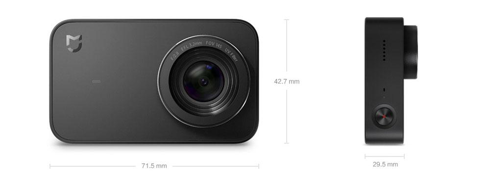 Original Xiaomi Mijia Mini Action Camera Digital Camera 4K 30fps Video Recording 145 Wide Angle 2.4 Inch Touch Screen Sport Smart App Control ok (21)