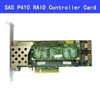462919-001 013233-001 Array SAS P410 RAID Controller Karte 6Gb PCI-E mit 512 M/256 m/1G RAM