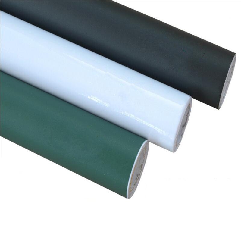 Pvc waterproof self adhesive blackboard wallpaper for White adhesive wallpaper